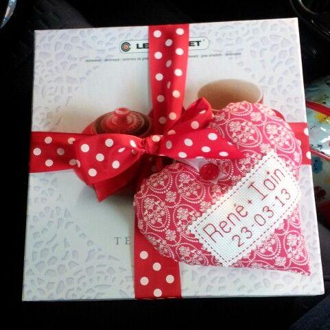 Personalised Weddingn Gift