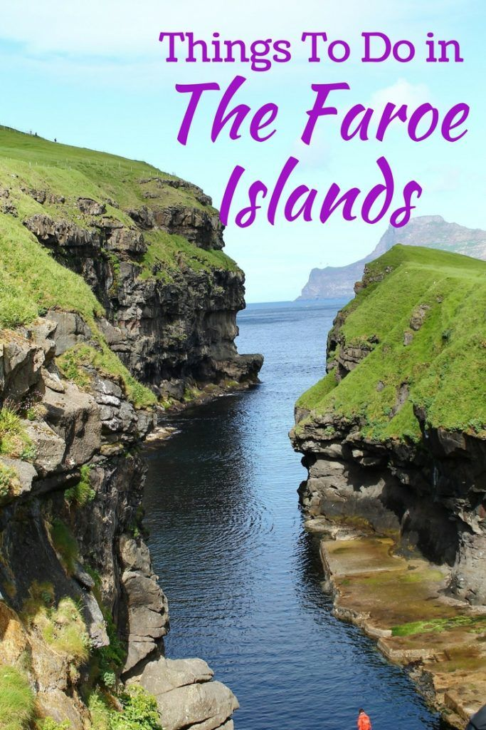 Are you planning to travel to the Faroe Islands, which are actually part of Denmark although they're nearer to Iceland... With incredible wild, rugged landscapes that make for stunning photography, to fantastic nature, wildlife and birdwatching and charming town of Torshavn to explore, there are so many reasons to visit. Here, I've compiled a handy guide for the BEST things to do during your stay on the Faroe Islands - check it out and start to map out your ideal itinerary today...