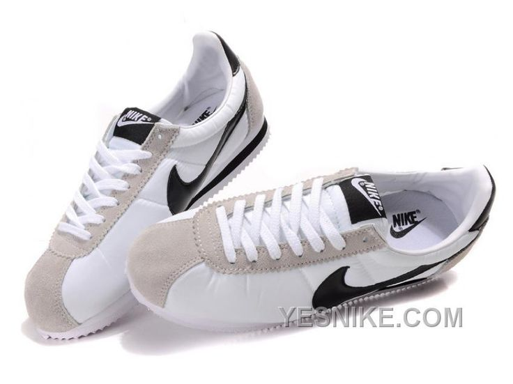 White And Black Nike Cortez August 2017