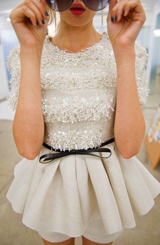 Top 5 Vestidos Casuales Modernos 2015: Un vestido moderno ...