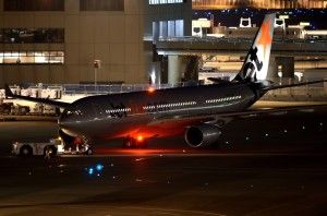 Jetstar Airways Airbus A330-200 While Night Taxiing Aircraft Wallpaper 3593