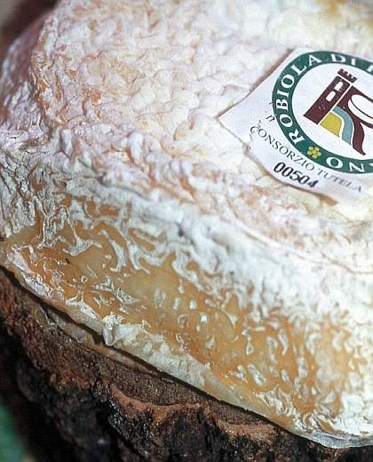Robiola di Roccaverano DOP: Timorasso. A creamy cheese that comes from the highest-altitude town in the entire province of Asti http://www.winepassitaly.it/index.php/en/travel-wineries-piedmont/maps-and-wine-zones/acquese-and-ovadese/itinerary/the-legend-of-the-polentoni#!prettyPhoto