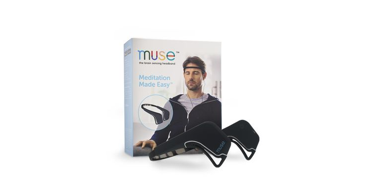 Mercola.com introduces Muse, the brain sensing headband, for a guided mindfulness meditation exercise.