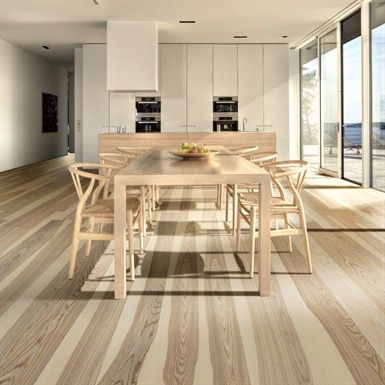 Kahrs Sandvig Engineered Ash Wood Flooring Available At