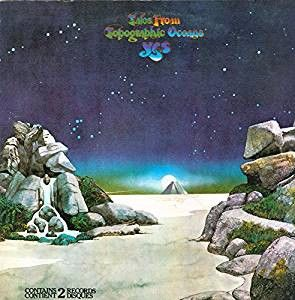 YES--Tales From Topographic Oceans--2LP set