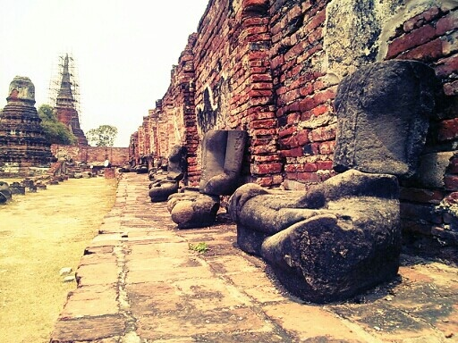 Ayutaya, Thai