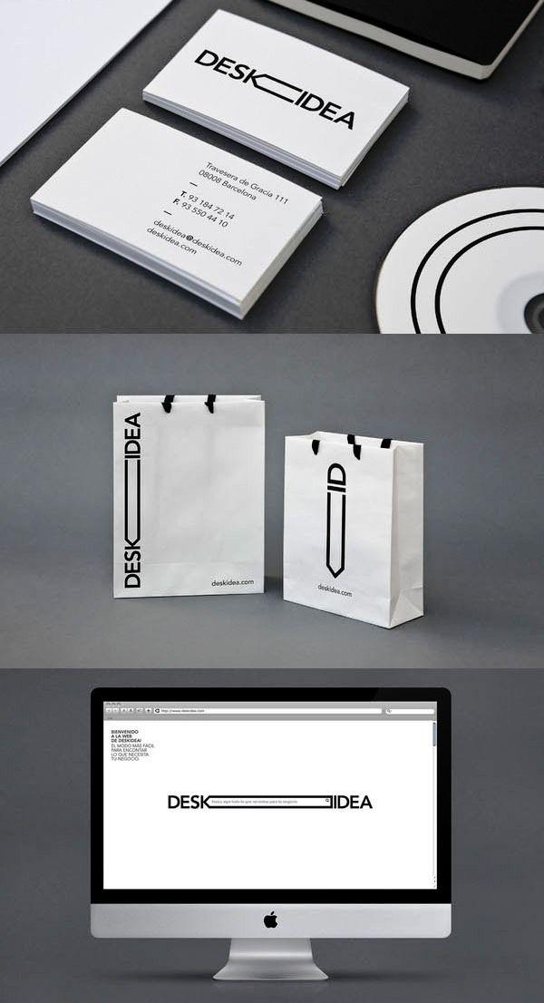 71 best 34 Contoh Desain Corporate Identity Branding Bisnis ...