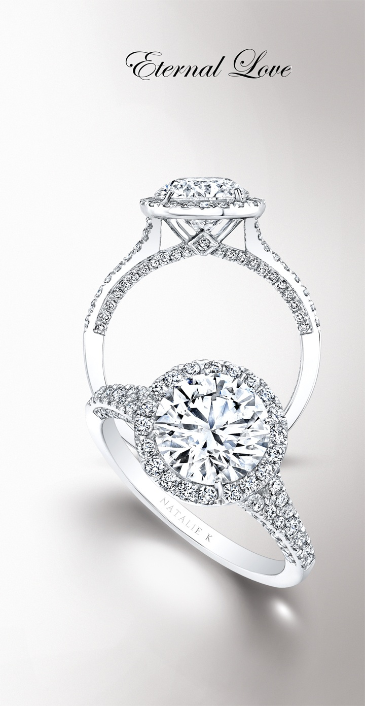 natalie wedding jewelry designer fine love k rings by new collections engagement