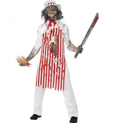 #Costume Il #Macellaio sanguinante #Halloween