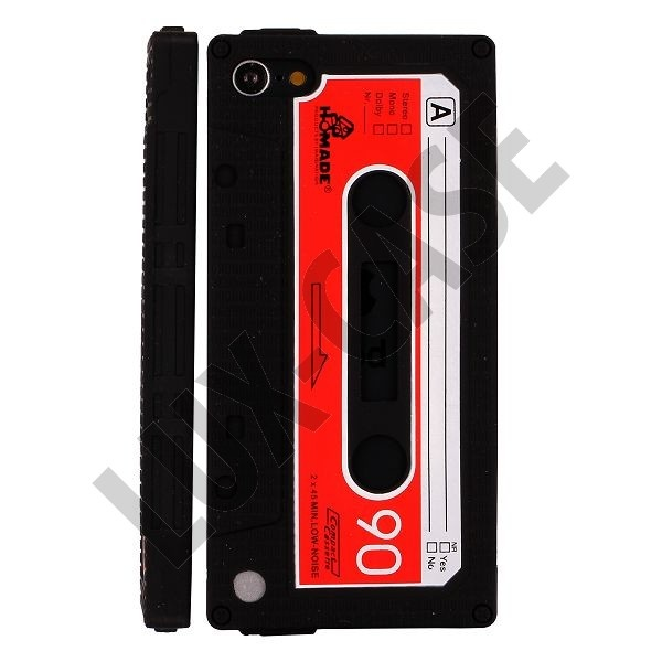 Retro Cassette Tape (Sort) iPod Touch 5 Cover