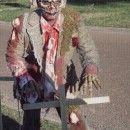 Coolest Homemade Zombie Costume Ideas