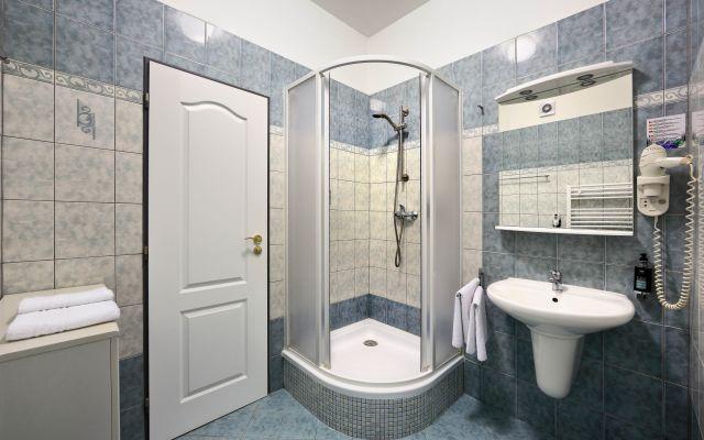 Bathoom in Double / Triple room