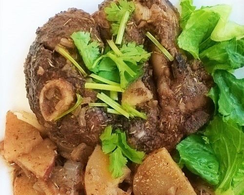Jamaican Jerk Lamb | Fusion Recipes