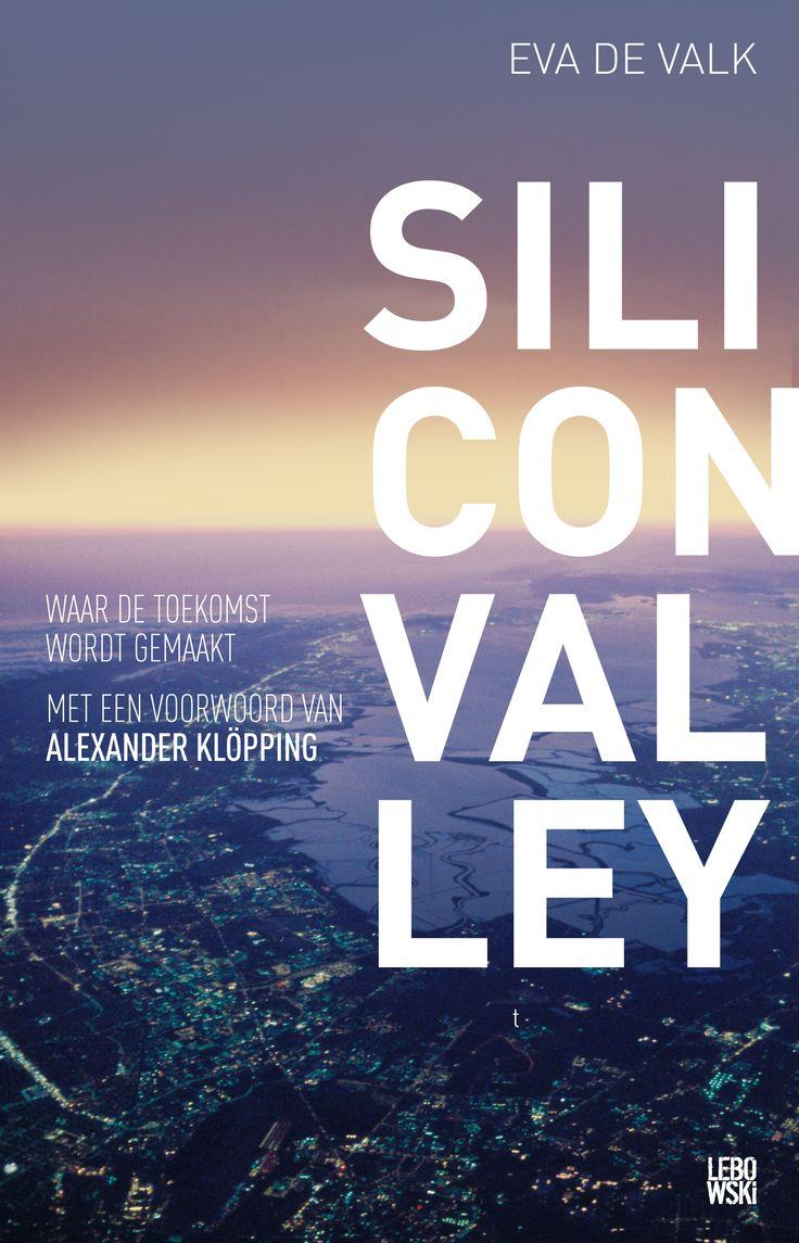 Een introductie op Silicon Valley voor een algemeen publiek, waarbij verleden, heden en toekomst van Silicon Valley aan bod komen aan de hand van gesprekken met sleutelfiguren en bezoeken aan relevante locaties. #siliconvalley #valk #technologie #lebowski #boek