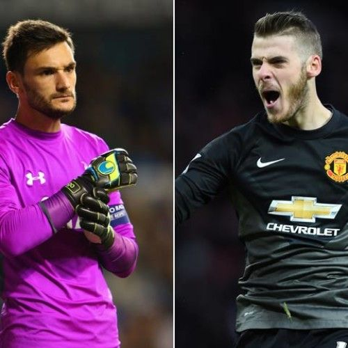 Madrid Incar De Gea, United Incar Lloris