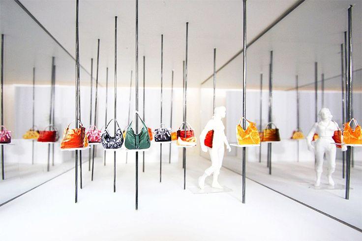 © rice + lipka architects - dissona concept stores - shenzhen, china