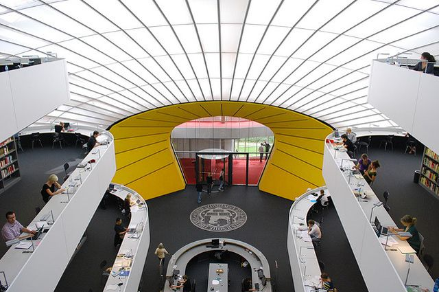 The Free University of Berlin Library