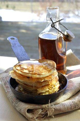 Pancakes écossais - Larousse Cuisine