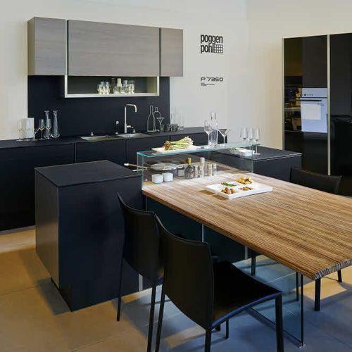 Ultra Modern Kitchen Designs You Must See Utterly Luxury: 15 Best P'7350 PORSCHE DESIGN KITCHEN Images On Pinterest