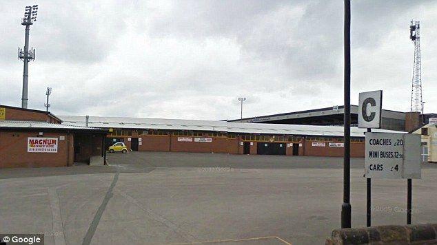 Vale Park - External - Port Vale FC