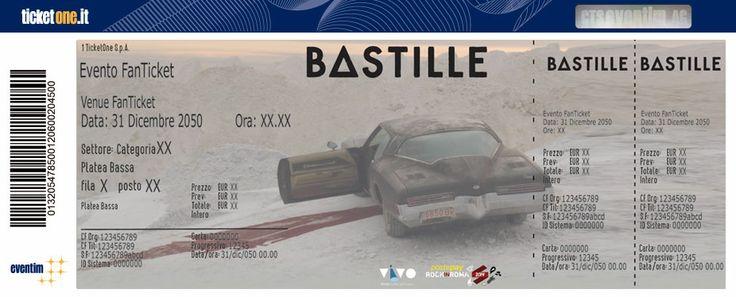 no bastille key