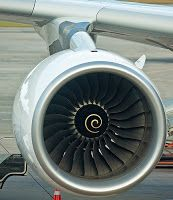 Aerospace and Engineering: Rolls-Royce RB211 Trent 900 Qantas Airbus A380-842...