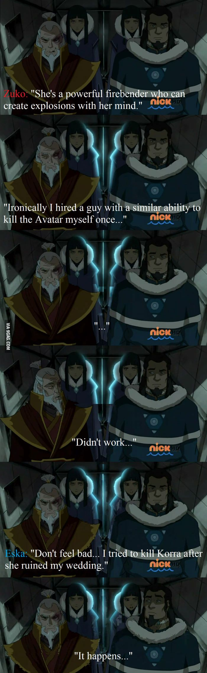 4 Cool Korra pics, photos and memes. - SillyCool