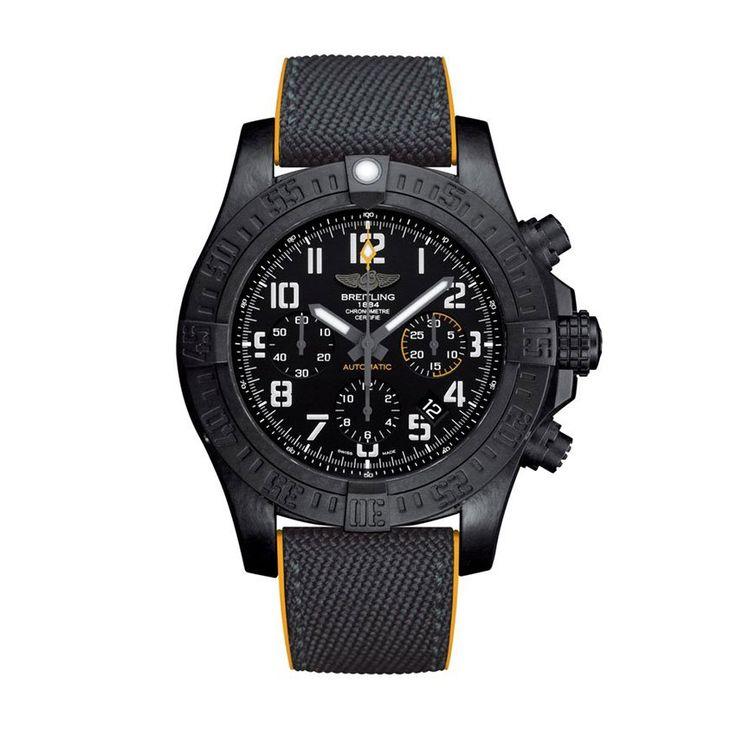 Breitling Avenger Hurricane 45 Black Dial