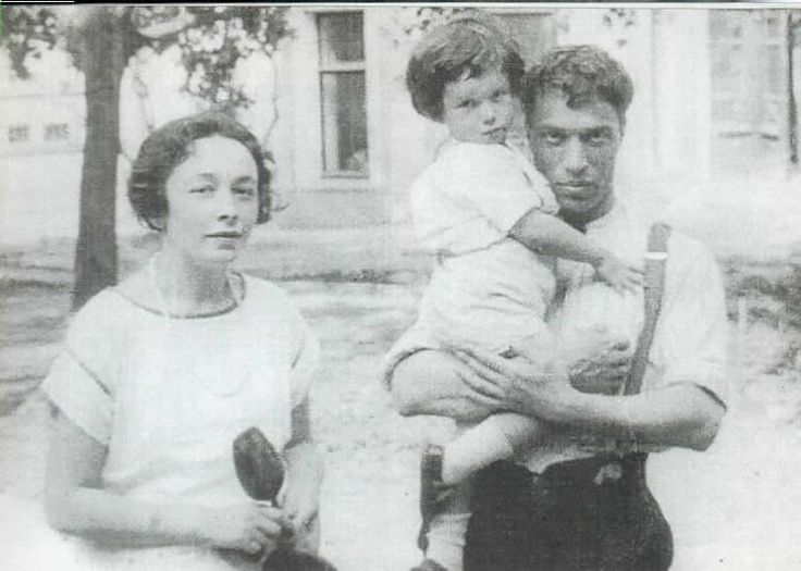 Boris Leonidovich Pasternak with his wife and son.  This is my favorite picture of the great poet and author of Dr. Zhivago
