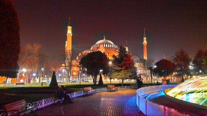 Ayasofya   Hagia Sophia στην περιοχή Fatih, İstanbul