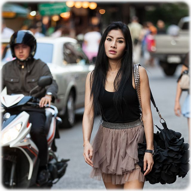 Asian ladies bangkok