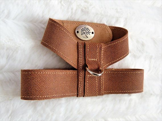 Leather Dog Harness for Small Dogs Chihuahua Harness Yorkie