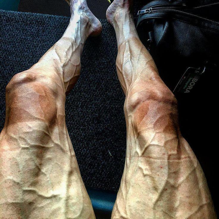 Pourquoi les coureurs du Tour de France ont des jambes avec des veines apparentes - Tour de France