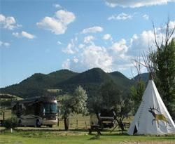 Fairmont RV Park Campground Is Among 10000 Ft Mountain Peaks And Spectacular Woodlands Yet