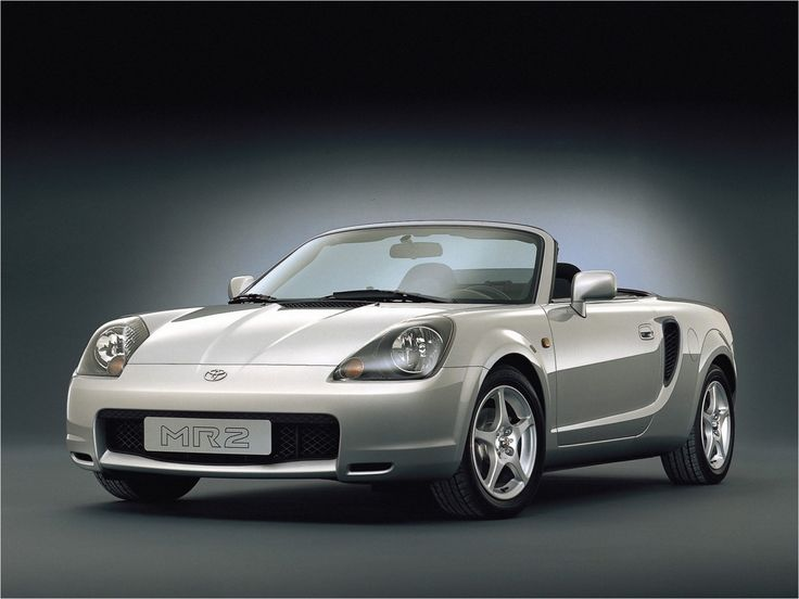 Toyota MR2 Spyder – Research New & Used Toyota MR2 Spyder Convertibles | Automotive.com