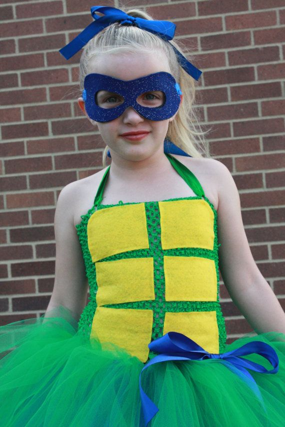 Hey, I found this really awesome Etsy listing at https://www.etsy.com/listing/162553333/teenage-mutant-ninja-turtle-tutu-dress