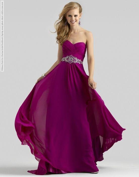 64 best Clarisse Prom 2015 images on Pinterest | Formal evening ...