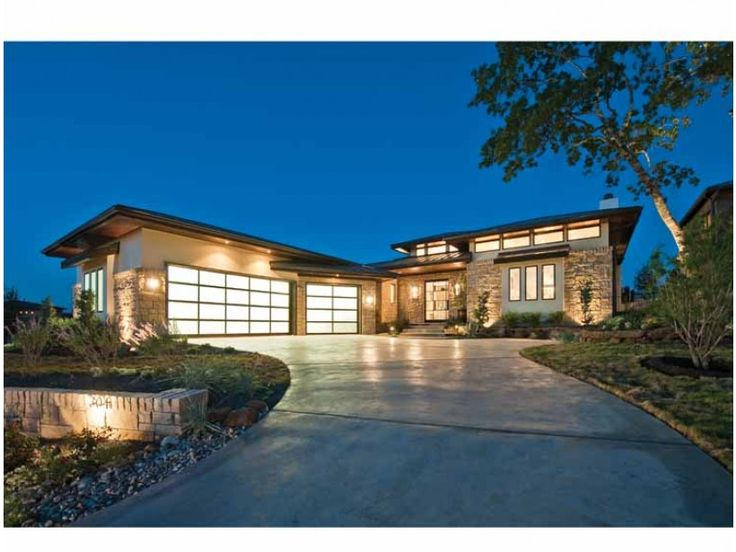 Eplans prairie house plan hill country neo prairie style c shaped home 4237 square feet and 4 bedrooms from eplans house plan code this design idea