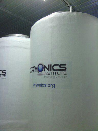 Cryonics and transhumanism