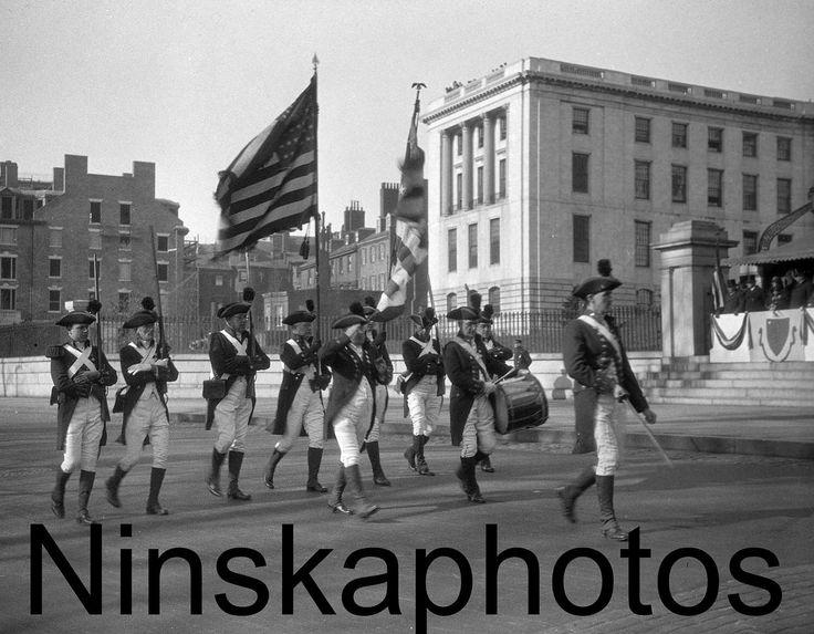 Boston 1926, Armistice Day, The Old Brigade, Boston, Massachussets, United States, 1920s antique photo reprint, Veterans Day by Ninskaphotos on Etsy https://www.etsy.com/uk/listing/523857609/boston-1926-armistice-day-the-old