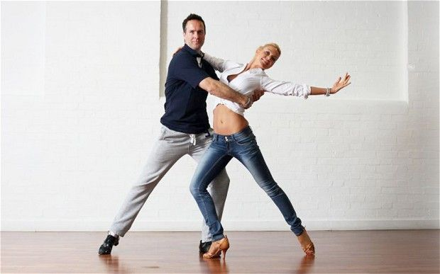 Strictly Come Dancing: Michael Vaughan's exclusive diary ... Cricketer Michael Vaughan gives us a contestant's eye view on the preparations for the second live show of hit BBC dance competition Strictly Come Dancing.
