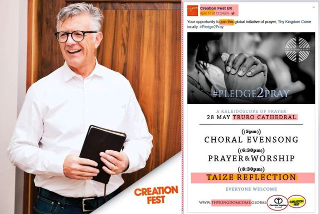 From the Lighthouse Blog: Letter to the Editor: Brian Brodersen's Creation Fest Coming Out of the Contemplative Closet