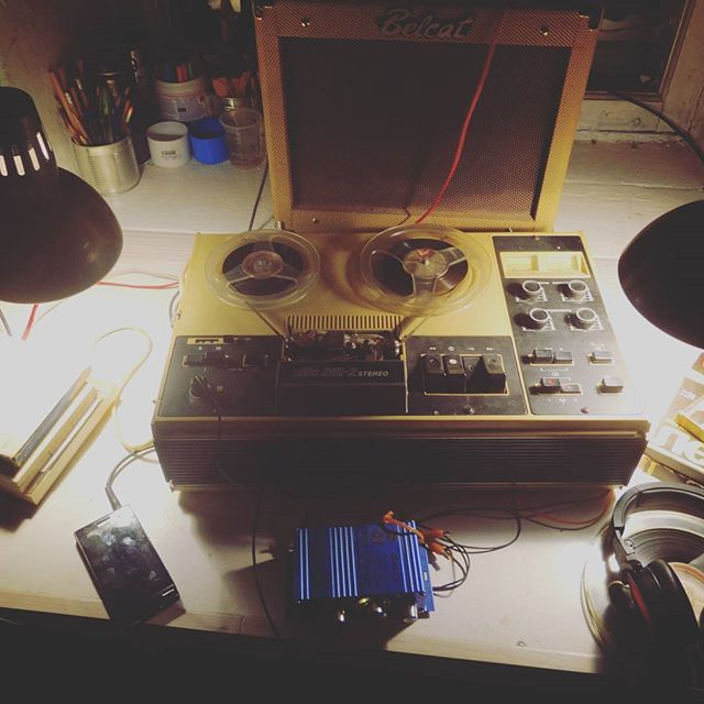 #oldmusic #retro #mylife #myworkshop #rec #music #old #alfa