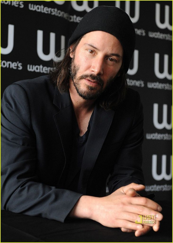 https://flic.kr/p/R4iZyW | keanu reeves 180611 | Keanu Reeves at a book signing at Waterstone's, Piccadilly London, England - 18.06.11 Credit: (Mandatory): WENN.com
