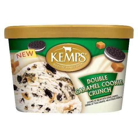 Kemps Ice Cream Pot