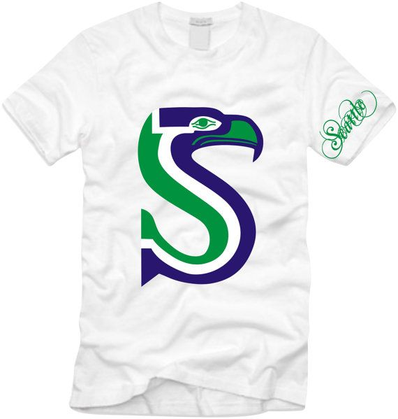 SeahawkS Seattle Seahawks Seattle Football by CoastalConnectionco, $20.00