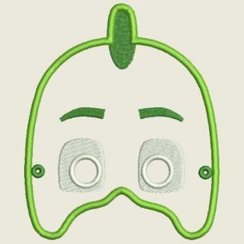 Green Mask | Spookies Treasures