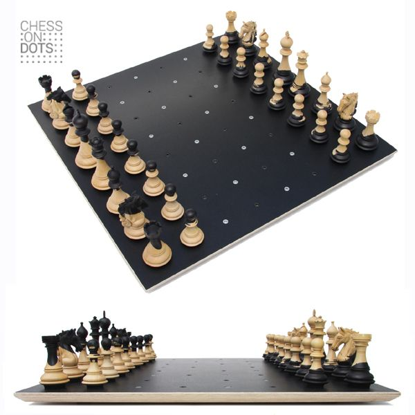 how to make automated chess board