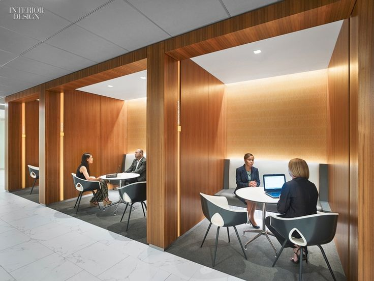 Genslers New Lobby Paradigm For Marriotts Bethesda HQ MarylandCorporate InteriorsCorporate