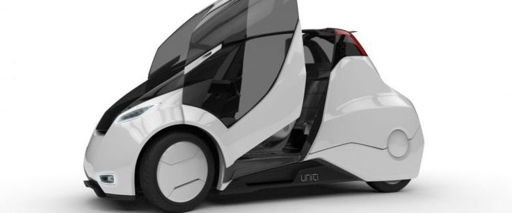 Car of the Future - Swedes from Uniti Present Electric Model With 300 KM Range for 20,000 Euros